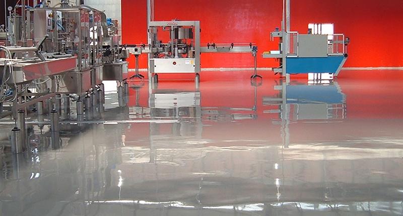 Pavimento industriale in resina: i migliori per ogni ambiente